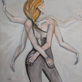 Christel  Roelandt - If These wings Could Fly