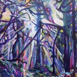 Karin McCombe Jones - If you go down to the woods today