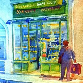 Virgil Carter - Ile Saint Louis Boulangerie
