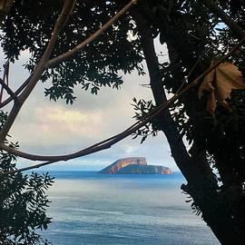 Kelly Hazel - Ilheus del Cabras, Terceira, Azores