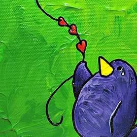 LimbBirds Whimsical Birds - I