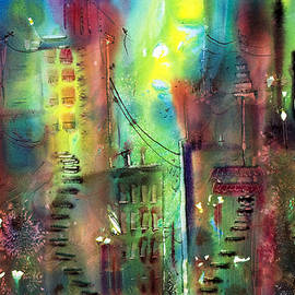 Shirley Sykes Bracken - Imaginary City