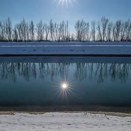 Impression of reflection - Davorin Mance