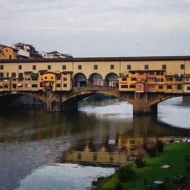Georgia Mizuleva - Impressions Of Florence - Ponte Vecchio Autumn