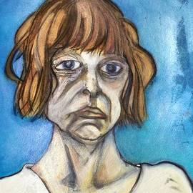 Carolyn Weltman - In Blue
