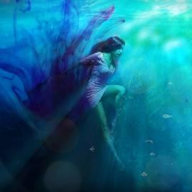Lilia D - In Blue Depths
