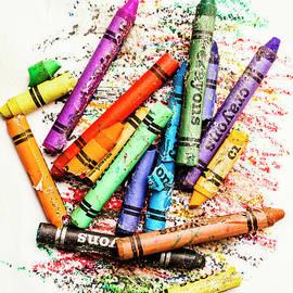 In colours of broken crayons - Jorgo Photography - Wall Art Gallery
