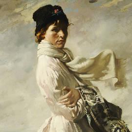In Dublin Bay - Sir William Orpen