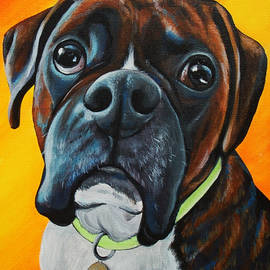 Lauren Hammack - In Memory of Bodie The Boxer