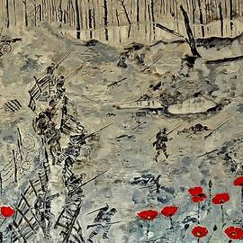 Shahid Zuberi - In Rememberance -- First World War
