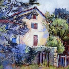 Cathy MONNIER - In Saint Loup