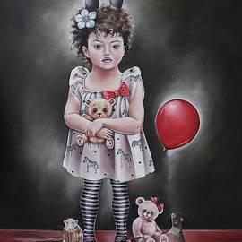 Rebecca Tecla - In search of lost childhood