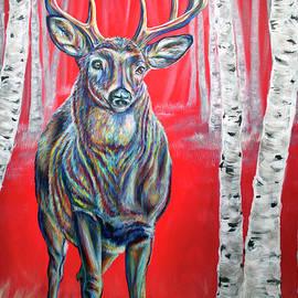 Teshia Art - In the Aspens