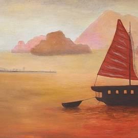 Elzbieta Goszczycka - In the bay