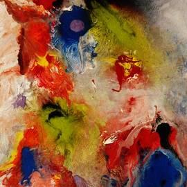 Marina R Vladis - In the Dream My Eye Popped Open