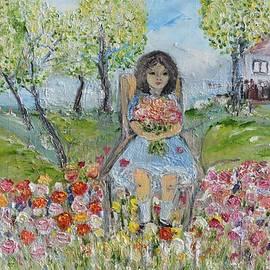 Evelina Popilian - In the Graden