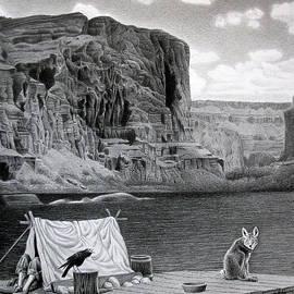 Miro Gradinscak - In the Grand Canyon