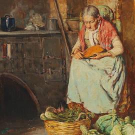 In the Kitchen - Giuseppe Giardiello