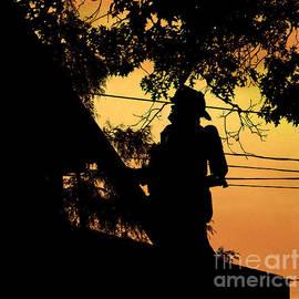 Arnie Goldstein - In The Shadows of Danger