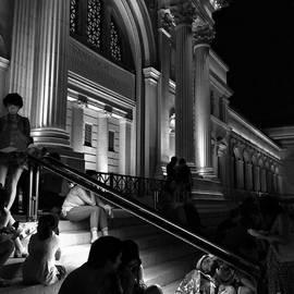 Miriam Danar - In the Shadows of History - Metropolitan Museum of Art New York