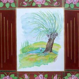 Anna Folkartanna Maciejewska-Dyba  - In the Spirit of the Folk Art - Spring