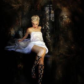 Sandy Viktor Nys - Inanna goddess of the underworld