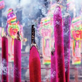Elena Riim - Incense Sticks 2