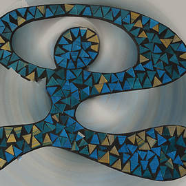 Colette V Hera  Guggenheim  - Indalo Lucky Charm Almeria Spain