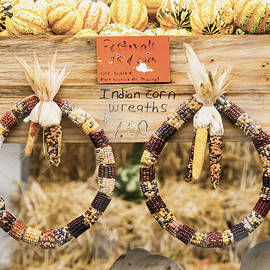 Tracy Winter - Indian Corn Wreaths