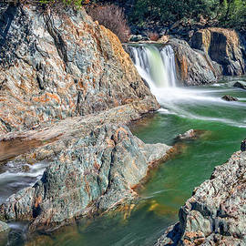 Dianne Phelps - Indian Creek and Falls