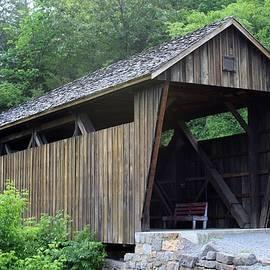 Beverly Canterbury - Indian Creek Covered Bridge
