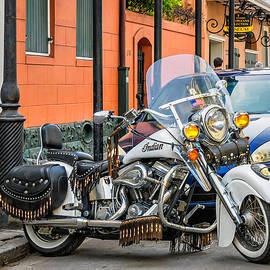 Steve Harrington - Indian in the French Quarter