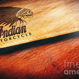 Stefano Senise - Indian Motorcycle Buffalo Leather Bag