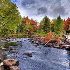 David Patterson - Indian Rapids Footbridge