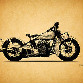 Indian Scout 1932 - Mark Rogan