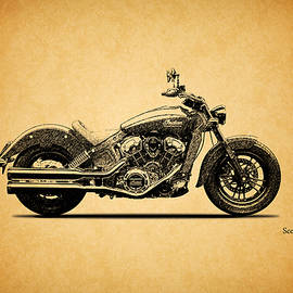 Indian Scout 2015 - Mark Rogan