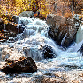 Darleen Stry - Indian Summer Waterfalls