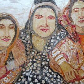 Anand Swaroop Manchiraju - Indian Tribal Women
