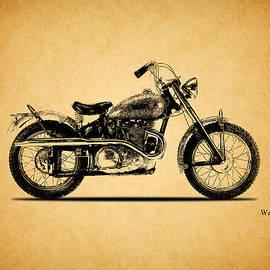 Indian Warrior TT - Mark Rogan