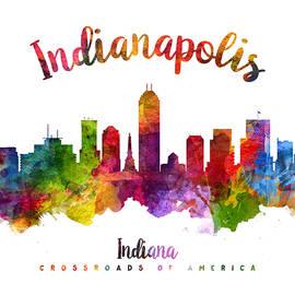 Indianapolis Indiana 23 - Aged Pixel