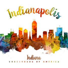 Indianapolis Indiana 26 - Aged Pixel