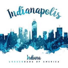 Indianapolis Indiana 27 - Aged Pixel