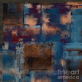 Variance Collections - Industrial Abstract - 15t03