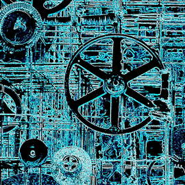 Guntis Lauzums - Industrial Art Gears 3247