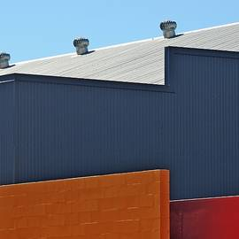 Denise Clark - Industrial Geometry