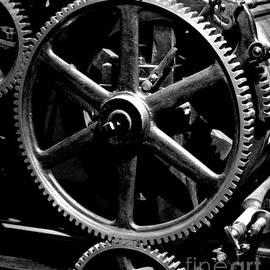 Chalet Roome-Rigdon - Industrial Revolution BW 1