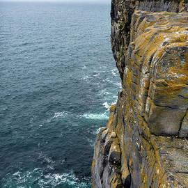 RicardMN Photography - Inishmore cliff and Dun Aengus
