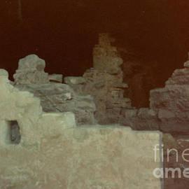 Ruth Housley - Inside The Ruins at Mesa Verde