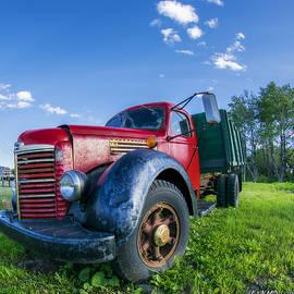 Ken Morris - International KB-6 Truck