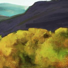 Lenore Senior - Interpretation of Wyoming Autumn